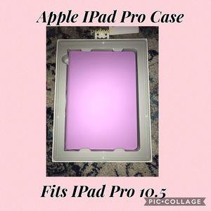 Heyday Apple IPad Pro 10.5 inch purple Case NIB
